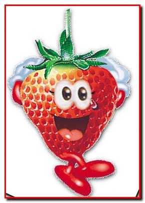 Картинки, открытки на 45 летие женщине с ягодами