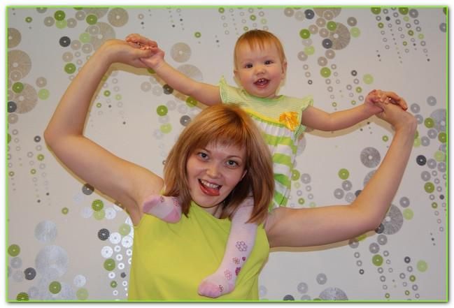 """Фото с сайта Серпантин идей. Сценка ко Дню Матери """"Быть мамой - это счастье!"""""""