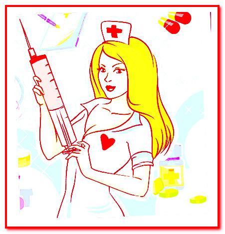 "https://serpantinidey.ru/ Шуточная сценка ""Приход медсестры на праздник"""