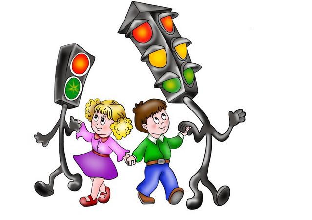 картинки пдд со светофором и знаками эффектный