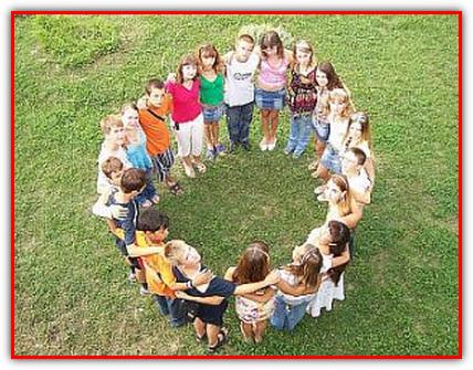 знакомство и сплочение детей в классе