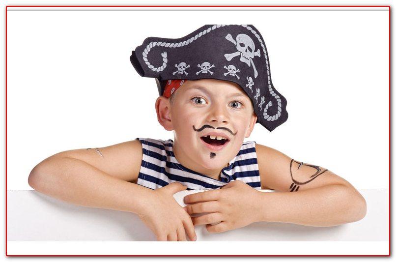 Сценарий детского для рождения в пиратском стиле