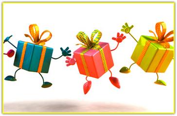 Серпантин идей - Шуточные поздравления-подарки 72