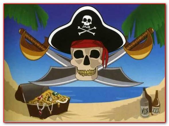 Сценарий на день рождения 10 лет мальчику пираты