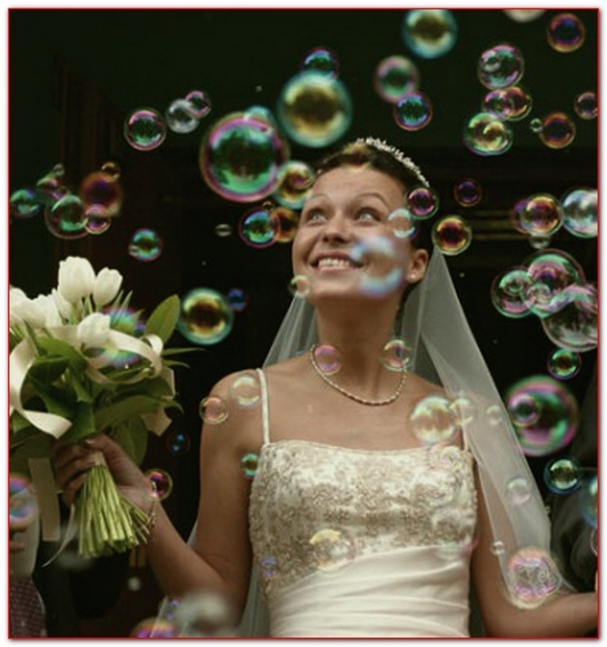 Серпантин идей свадьба